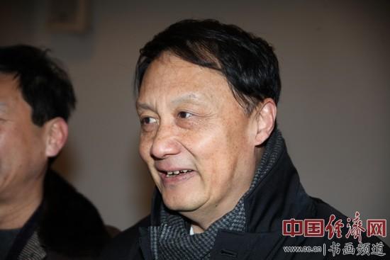 国务院参事室副主任、中国美协副主席、北京画院院长王明明出席本次活动李玉生摄