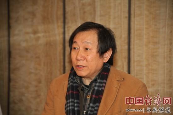 清华大学博士生导师陈池瑜 李玉生摄
