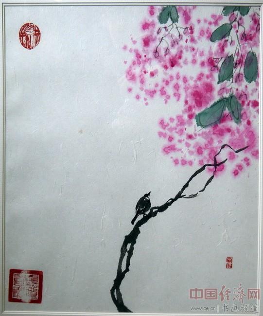 此画由北京小马奔腾文化传媒股份有限公司董事、副总裁李莉女士收藏。