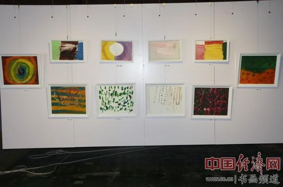 湘宁艺术馆《突围》艺术展现场