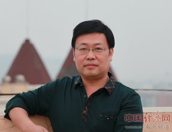 著名书法家、福清南少林寺书画院院长孙秉仁