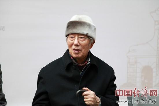 中国书法家协会顾问、清华大学书法高研班导师刘艺