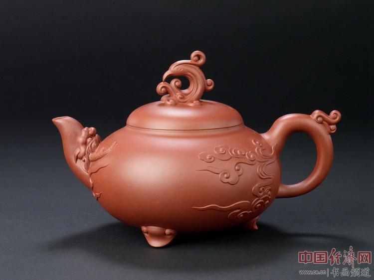 王潇笠紫砂艺术作品