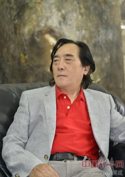 著名旅美艺术家王鑫生油画展将在中国美术馆举行