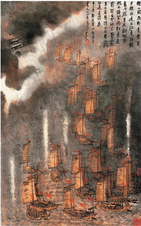 时代与经典――20世纪江苏大家精品展