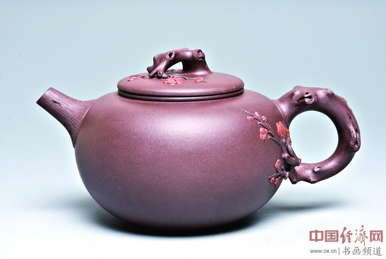 周程峰紫砂壶