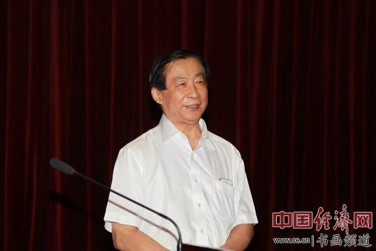 国画大师、慈善大使吴东魁先生致辞