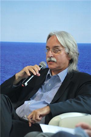 柏林自由大学克劳斯・西本哈尔教授Prof. Dr. Klaus Siebenhaar