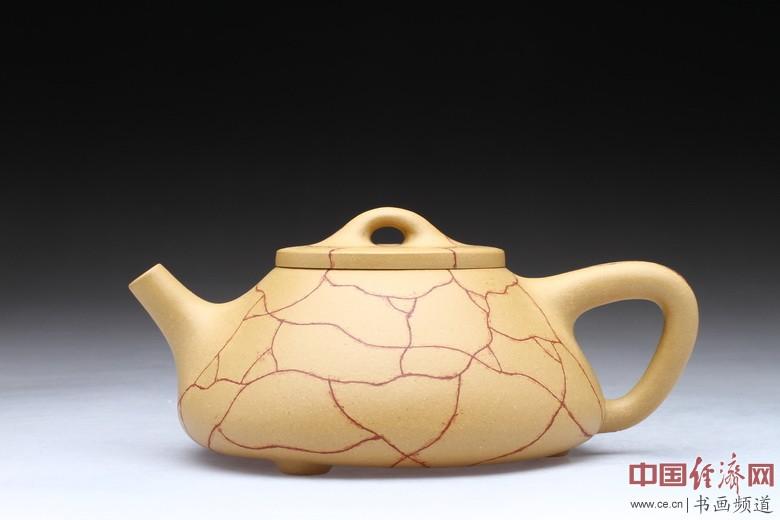 范文云紫砂壶作品