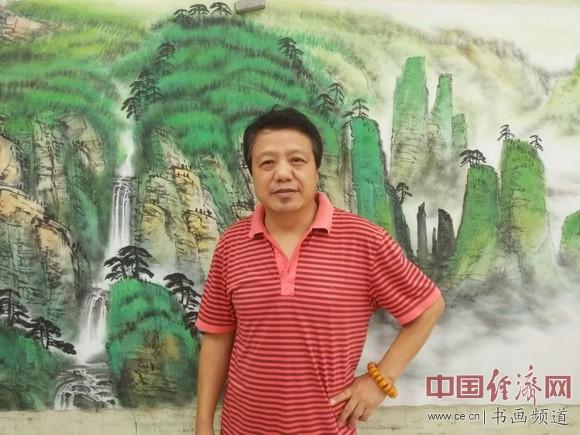 崔续庚 中国经济网记者李冬阳摄