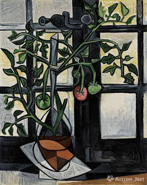 巴布罗 ・ 毕加索(Pablo Picasso) 《番茄》