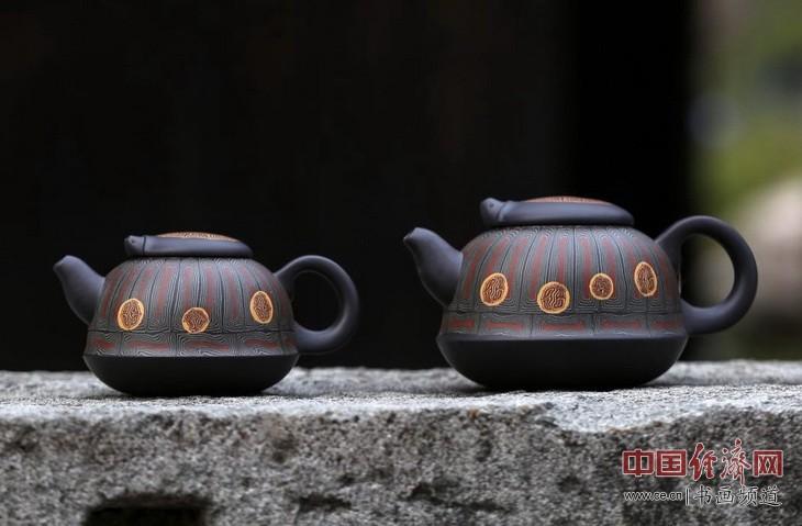眭龙俊紫砂壶