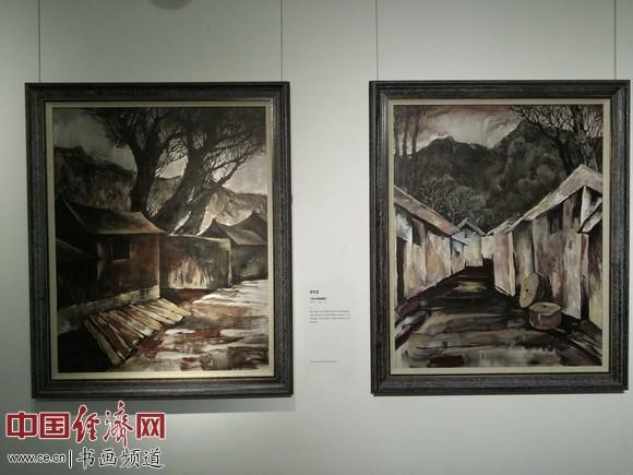 """""""溯源红色""""北京革命历史遗址采风创作展"""