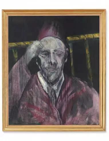 法兰西斯?培根(1909-1992)
