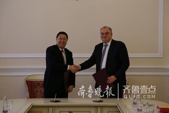 青岛港与俄罗斯圣彼得堡港建友好港 朋友圈扩到20个