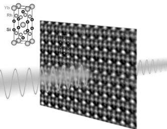 金属内观察到数十亿个电子量子纠缠