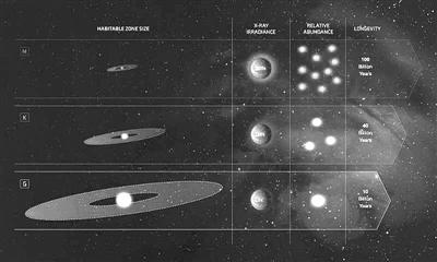 对于寻找系外生命而言,为什么K型矮星才是最佳之选呢?