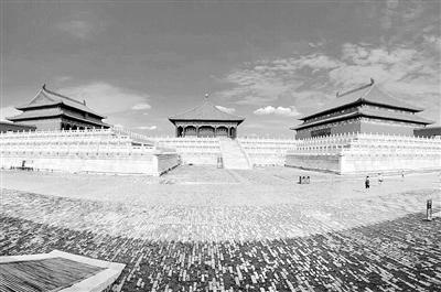 """紫禁城:对应古代星宿布局的神秘""""城堡"""""""