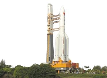 首飞即创纪录! 长征五号B运载火箭将22吨载荷送上天