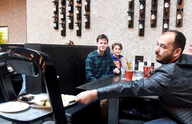 维也纳:机器人上菜减少非必要接触