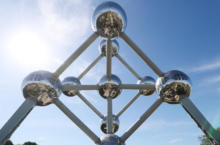 比利时原子球塔重新开放