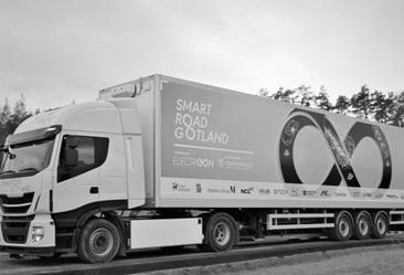 以色列智能道路:让电动车边充电边行驶