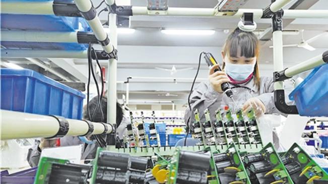 """河北保定国家高新技术产业开发区加快建设""""双创""""支撑平台"""