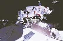 我国空间站阶段航天员首次出舱活动圆满成功