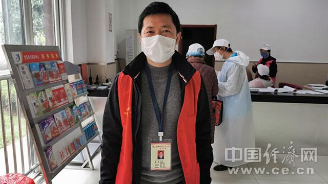 【全景新闻】记者武汉直击:封闭管理后 社区如何保供给?